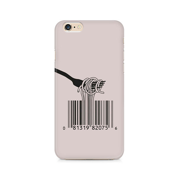 Barcode Noodels Premium Printed iPhone 6/6S Case