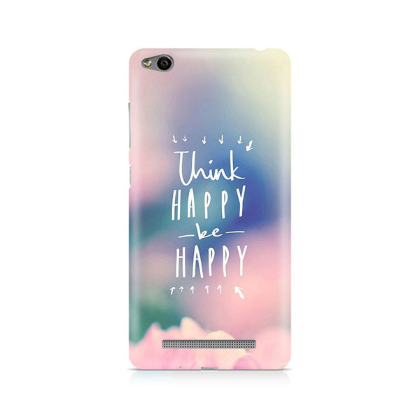 Be Happy Premium Printed Xiaomi Redmi 3S Case