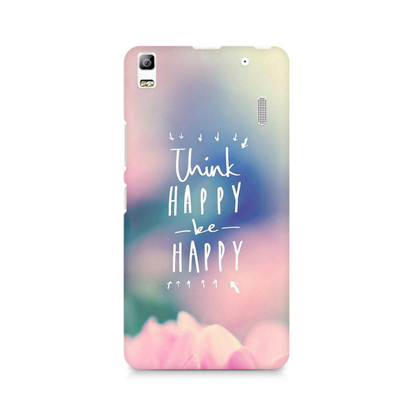 Be Happy Premium Printed Lenovo A7000 Case