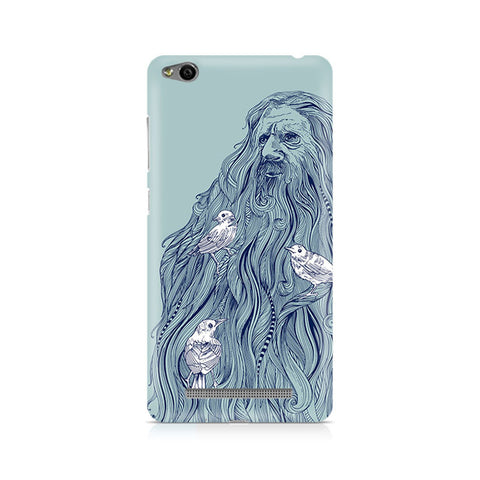 Beards Nest Premium Printed Xiaomi Redmi 3S Case