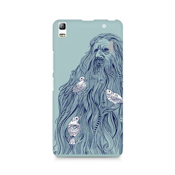 Beards Nest Premium Printed Lenovo A7000 Case
