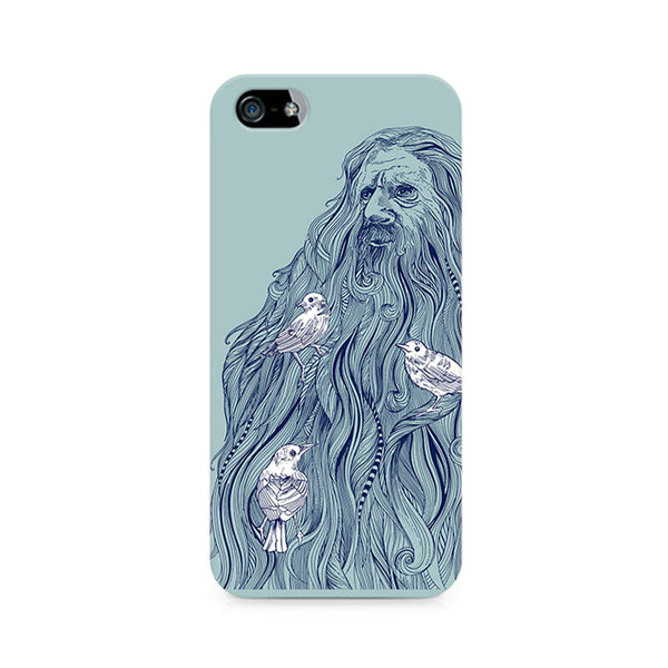 Beards Nest Premium Printed iPhone 4/4S Case