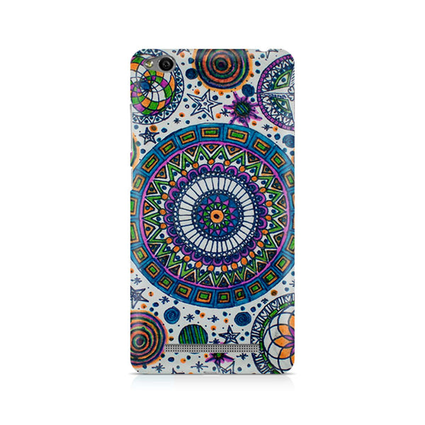 Abstract Colorful Premium Printed Xiaomi Redmi 3S Case