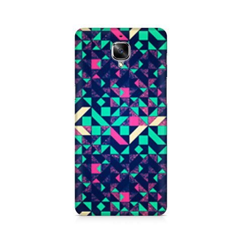 Abstract Wookmark Premium Printed OnePlus 3 Case