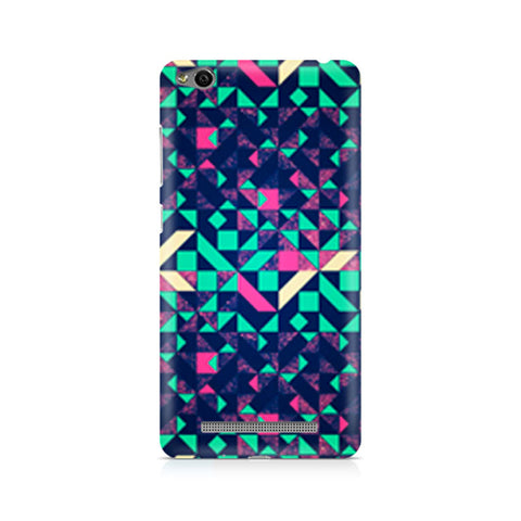 Abstract Wookmark Premium Printed Xiaomi Redmi 3S Case