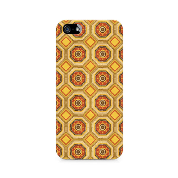 Tribal Ethnic Ornament Premium Printed iPhone 5/5S Case