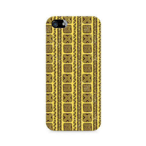 Tribal Vintage Ethnic Pattern Premium Printed iPhone 5/5S Case