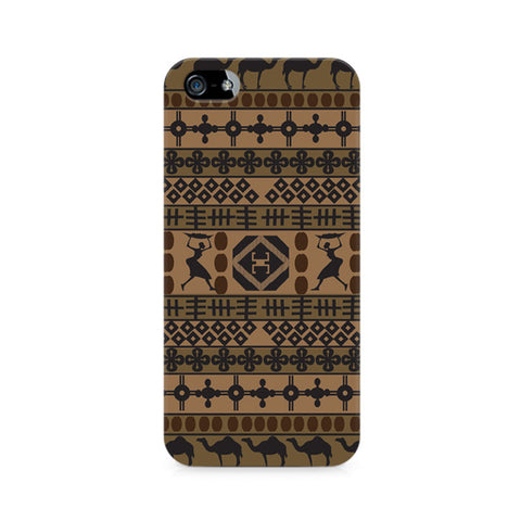 African Impulse Premium Printed iPhone 4/4S Case