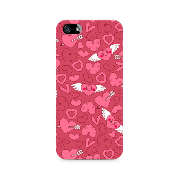 Wngs of Love Premium Printed iPhone 5/5S Case