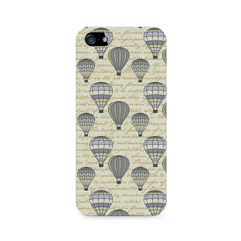 Balloon Scripture Premium Printed iPhone 4/4S Case