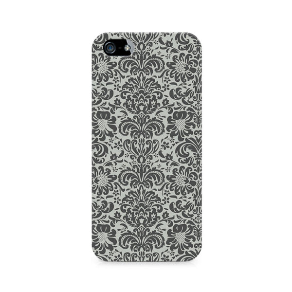 Vintage Floral Premium Printed iPhone 5/5S Case