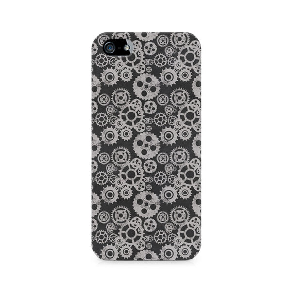 Vintage Gear Overload Premium Printed iPhone 5/5S Case