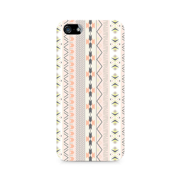 Tribal Chic12 Premium Printed iPhone 5/5S Case