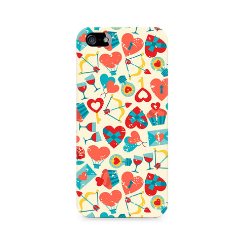 Be my Valentine Premium Printed iPhone 4/4S Case