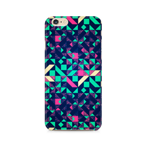 Abstract Wookmark Premium Printed iPhone 6/6S Plus Case