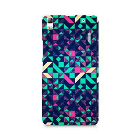 Abstract Wookmark Premium Printed Lenovo A7000 Case