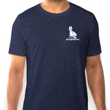 Navy Hare of the Dog T-Shirt