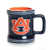 Auburn Sculpted Mini Shot Glass Mug