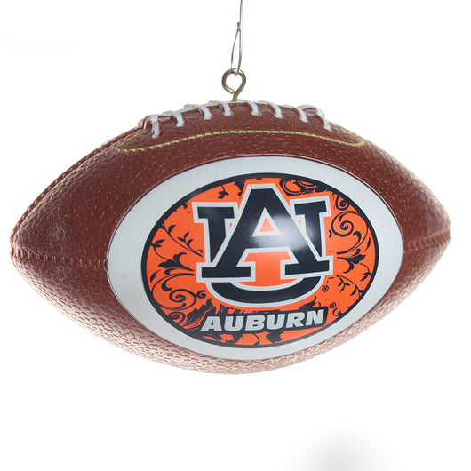 AU Football Ornament