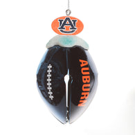 Auburn Football Jingle Bell Ornament