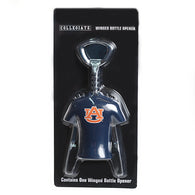 Auburn T-Shirt Winged Bottle Opener