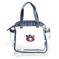 AU Clear Carry All Tote