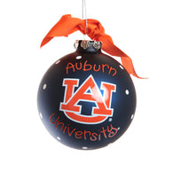 Auburn University Tiger Logo Christmas Ornament - For the War Eagle in your Family!