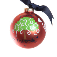 Auburn Toomers Rolled Ornament