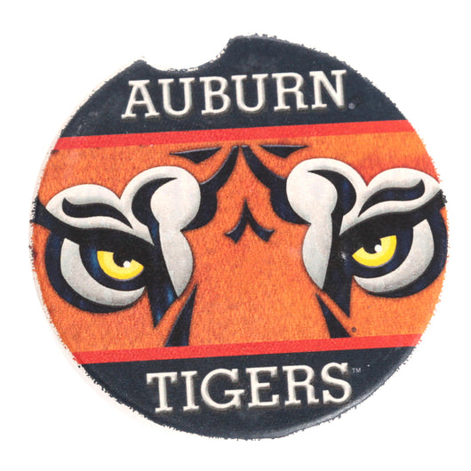 Single Car Coaster- Auburn Fan