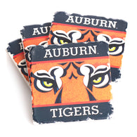 Eye of the Tiger 4 Pack Coaster Set