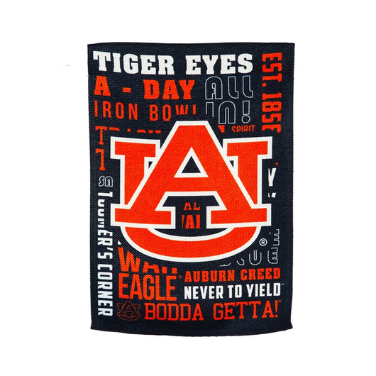 Auburn Fan Rules REG Flag