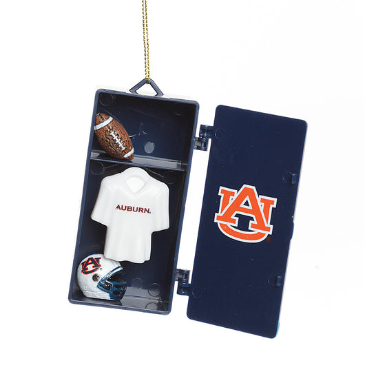 Auburn Team Locker Ornament
