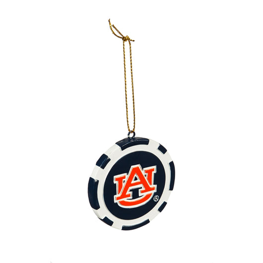 Auburn Game Chip Ornament