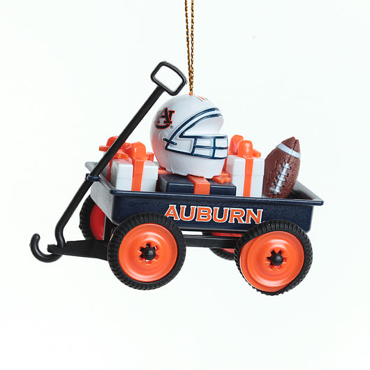 Auburn Team Wagon Ornament