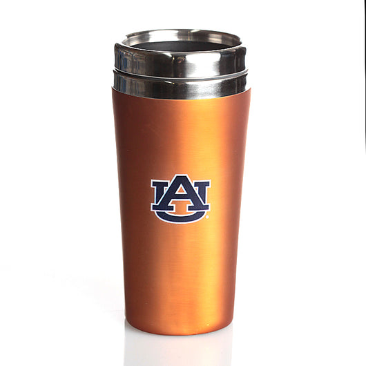 Auburn Rubber Tumbler in Orange
