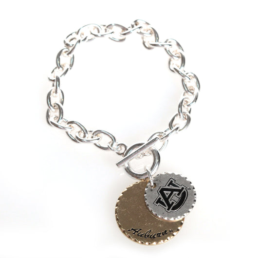 Haute Stamp Toggle Bracelet