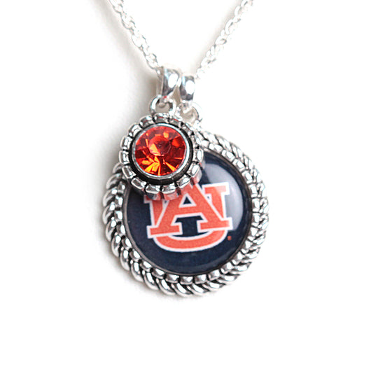 Auburn Tigers Olivia Necklace