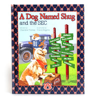 A Dog Named Shug and the SEC Book