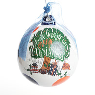 Auburn Collegiate Ornament