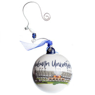 Auburn Landmark Ball Ornament