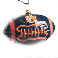 Auburn Football Collectible Ornament