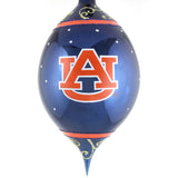 Auburn Winter Samford Drop Ornament