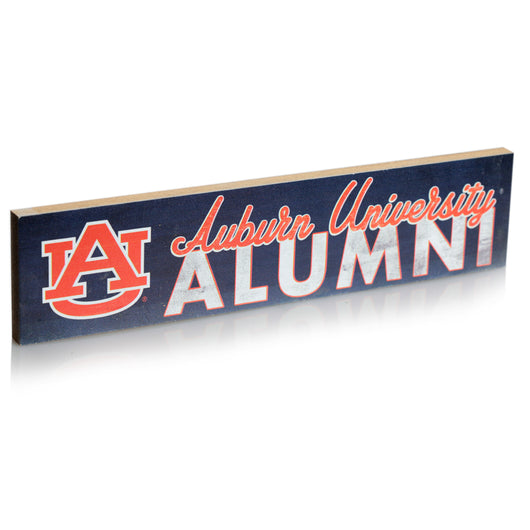 Colored Alumni AU Tigers Sign