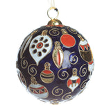 Ornaments All Over Cloisonne