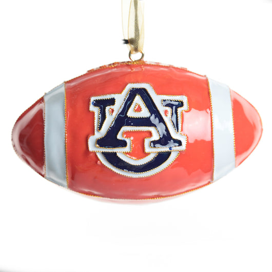 Auburn Football Ornament