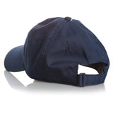 Navy Cool Fit Logo Hat