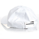 White Cool Fit Logo Hat