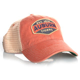 Burnt Orange Trucker Hat