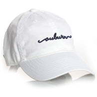 Auburn Simple Script Hat
