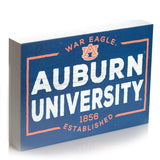 Auburn University Boxed Pallet